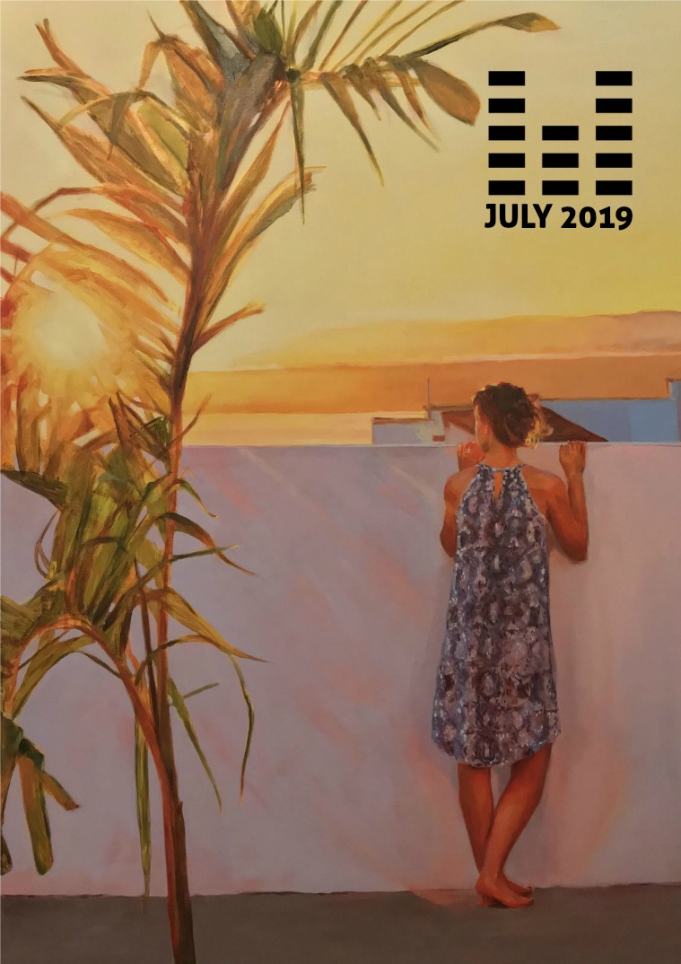 The Edmonton Muse July 2019