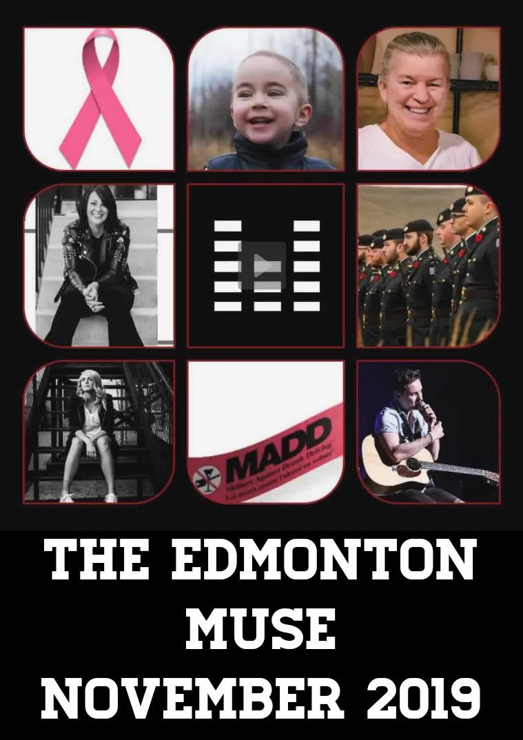 The Edmonton Muse November 2019