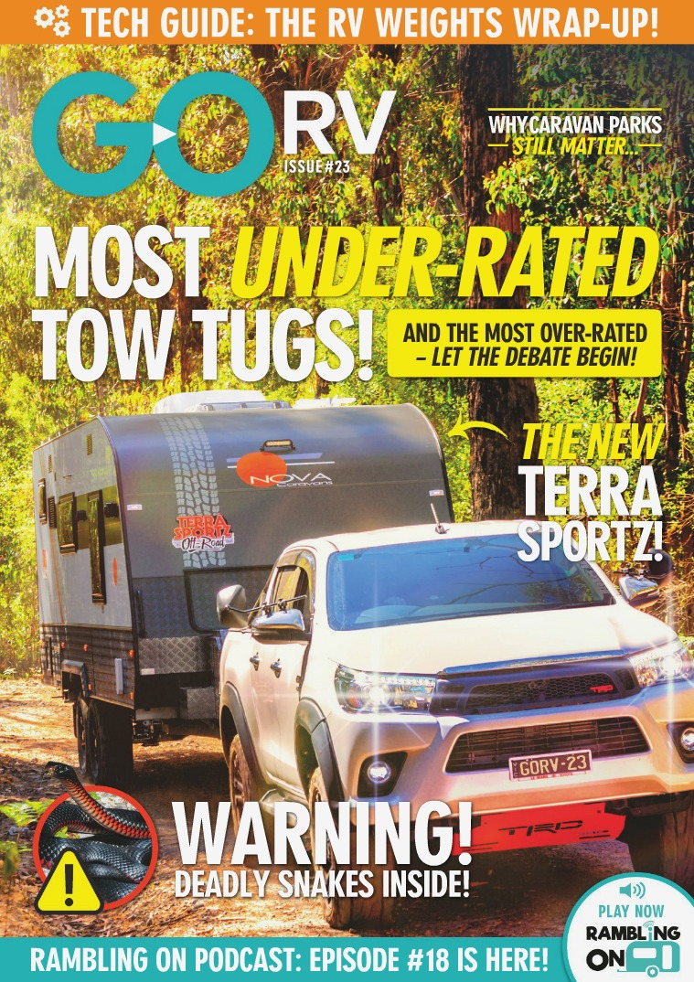 GORV - Digital Magazine Issue #23