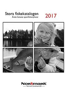 Normark Stora fiskekatalogen  2017