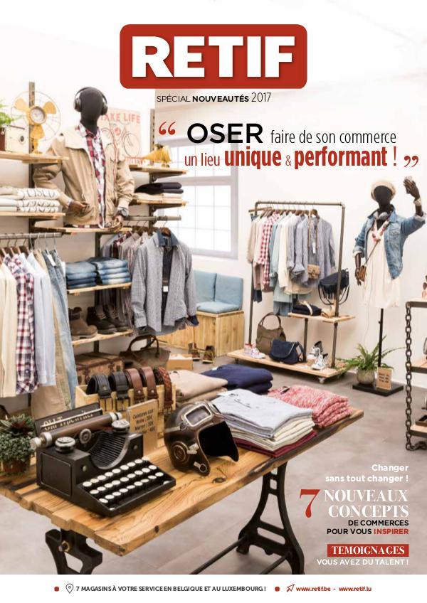 Catalogue Retif Belgique & Luxembourg agencement_belux_2017_site