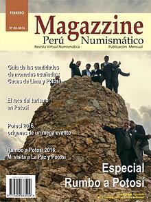 Magazzine Perú Numismático - Revista Virtual