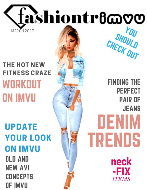 fashiontr IMVU MARCH 2017