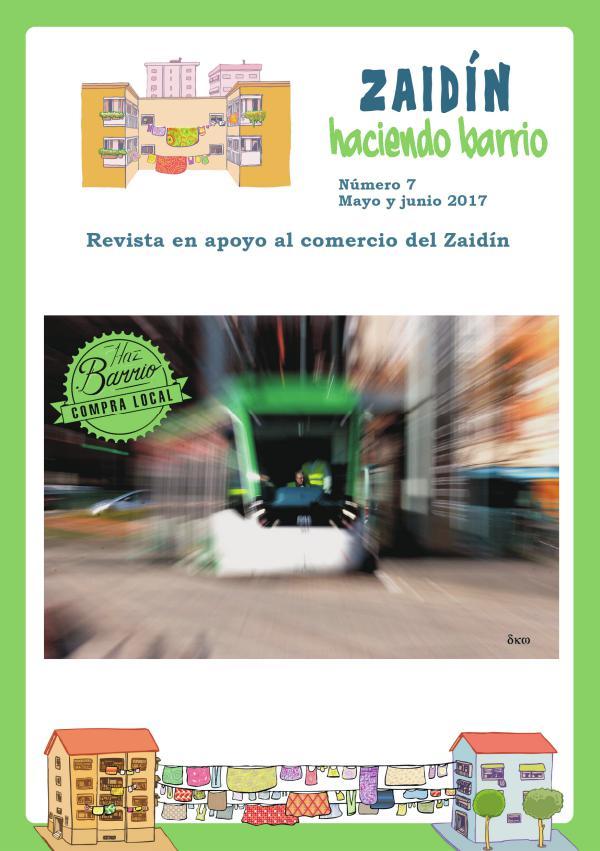 Zaidín Haciendo Barrio Revista n7 mayo