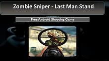 Zombie Sniper - Last Man Stand