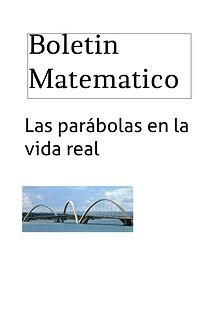 Boletin Matematico
