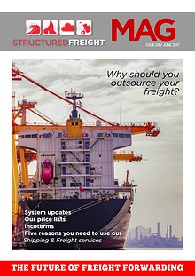 Structured Freight Magazine