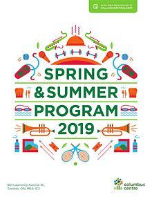 Spring & Summer 2019 Program Guide