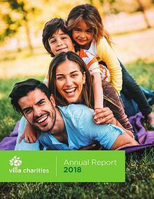 Villa Charities 2018 Annual Report