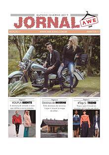 Jornal AWE jeans