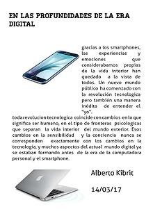 En las profundidades de la era digital