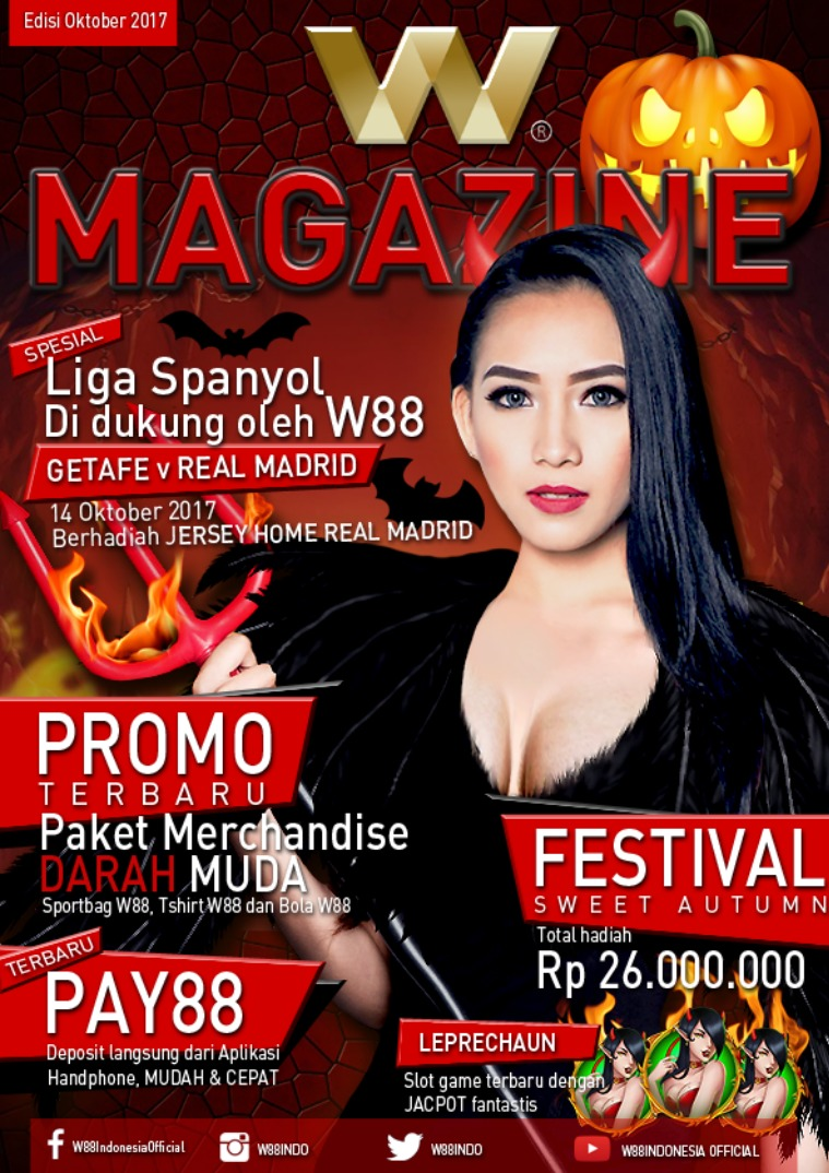 W88 INDO Edisi Oktober 2017