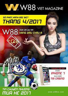 W88 E-magazine - April 2017