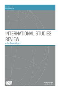 International Studies Review - Issue 19 vol 6