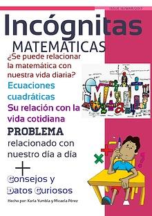 Incógnitas Matemáticas