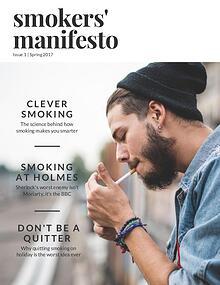 Smokers' Manifesto