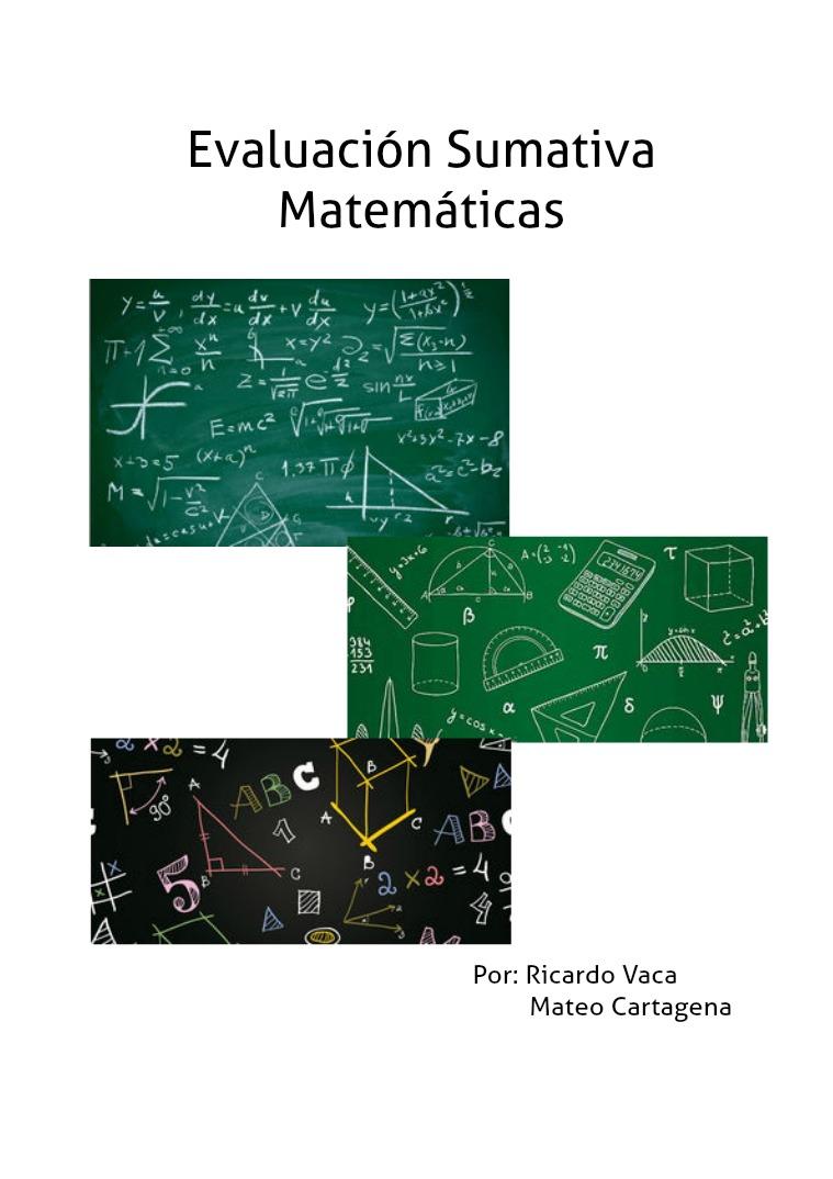 Matematica Matematicas