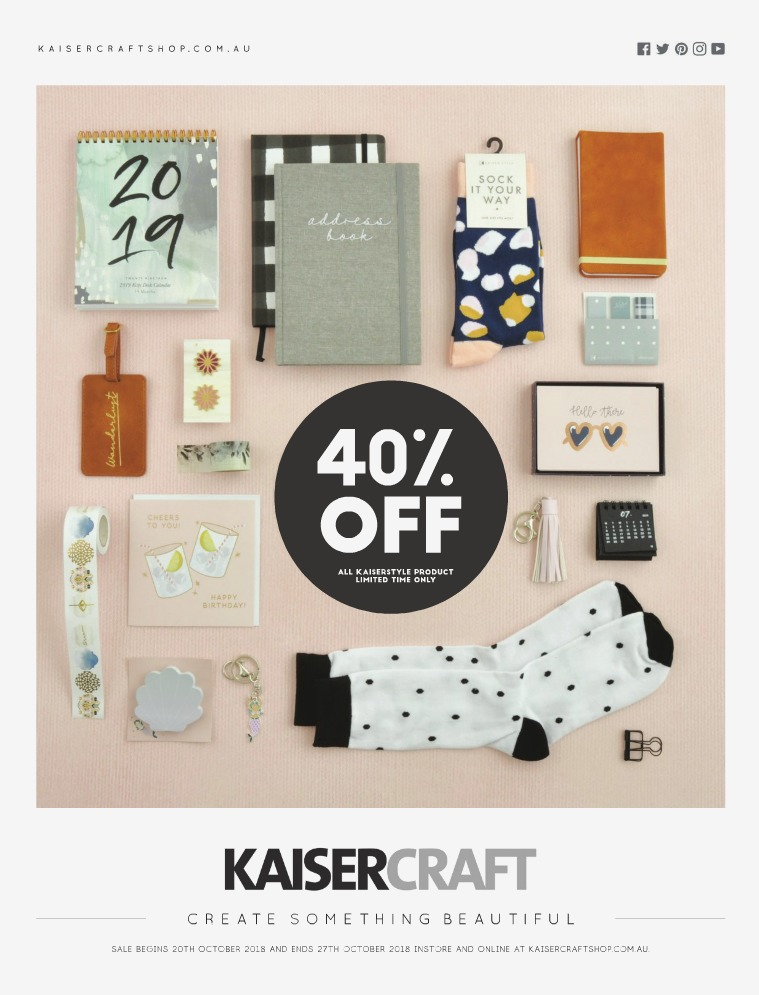 Kaiser Style Catalogue Oct 2018