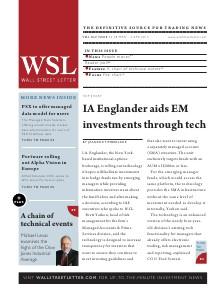 Wall Street Letter Volume XLV Issue 11