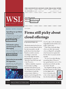 Wall Street Letter