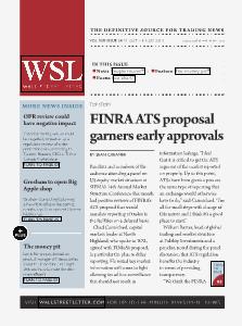 Wall Street Letter VOL. XLV, NO. 34 - Oct. 28, 2013
