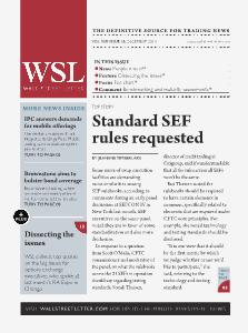 Wall Street Letter VOL. XLV, NO. 36 - December 2013