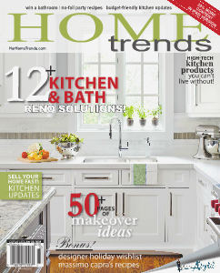 Canadian Home Trends Kitchen & Bath/Holiday 2013