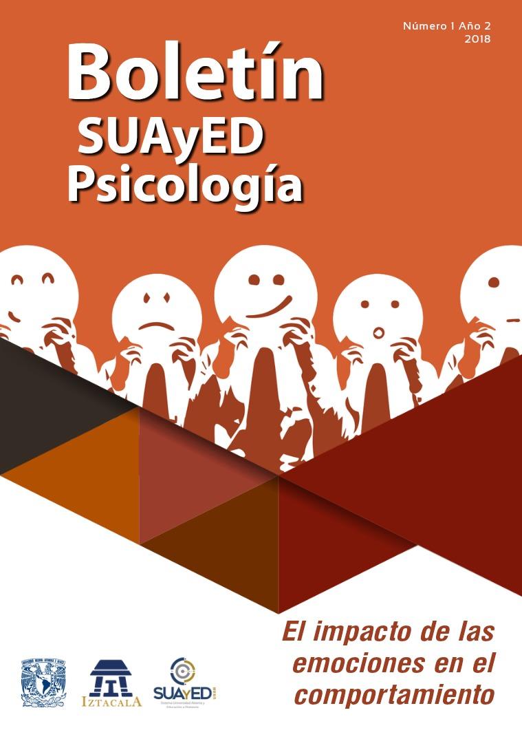 Boletín SUAyED Psicología - Resiliencia y su relación con la salud mental en e