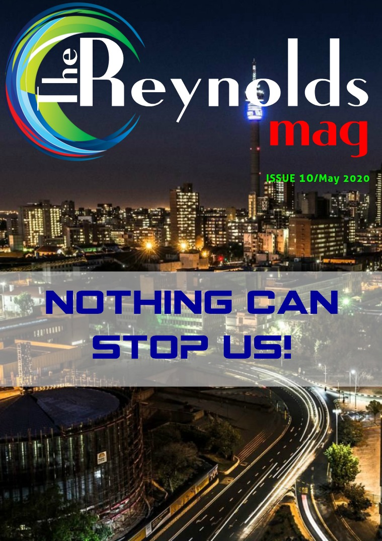 Reynolds Travel Centre Monthly E-mag Issue 10