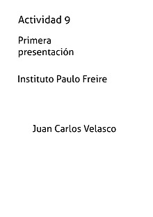 Primera presentacion