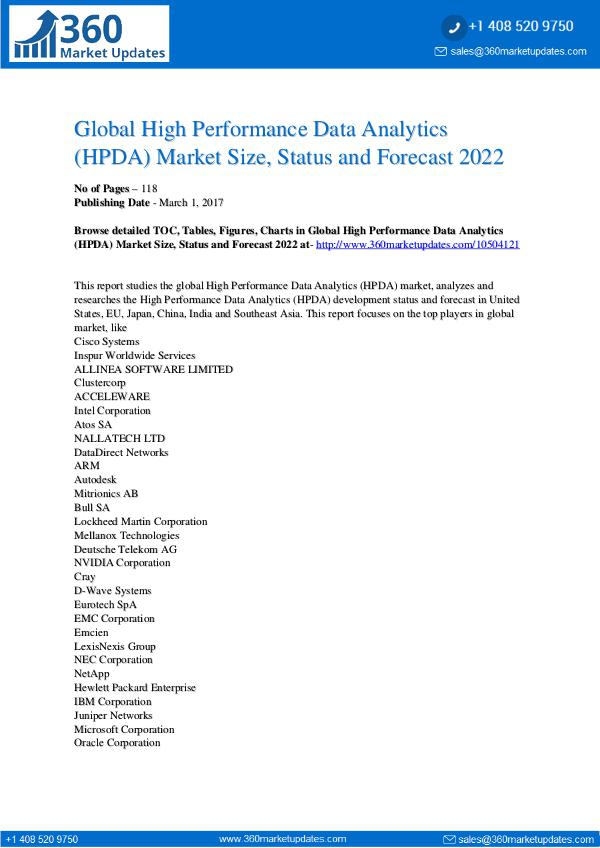 Global-High-Performance-Data-Analytics-HPDA-Market
