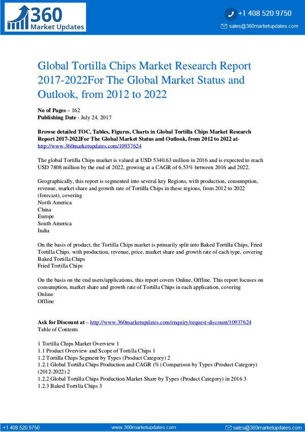 Global-Tortilla-Chips-Market-Research-Report-2017-