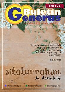 Buletin Generus Volume 26