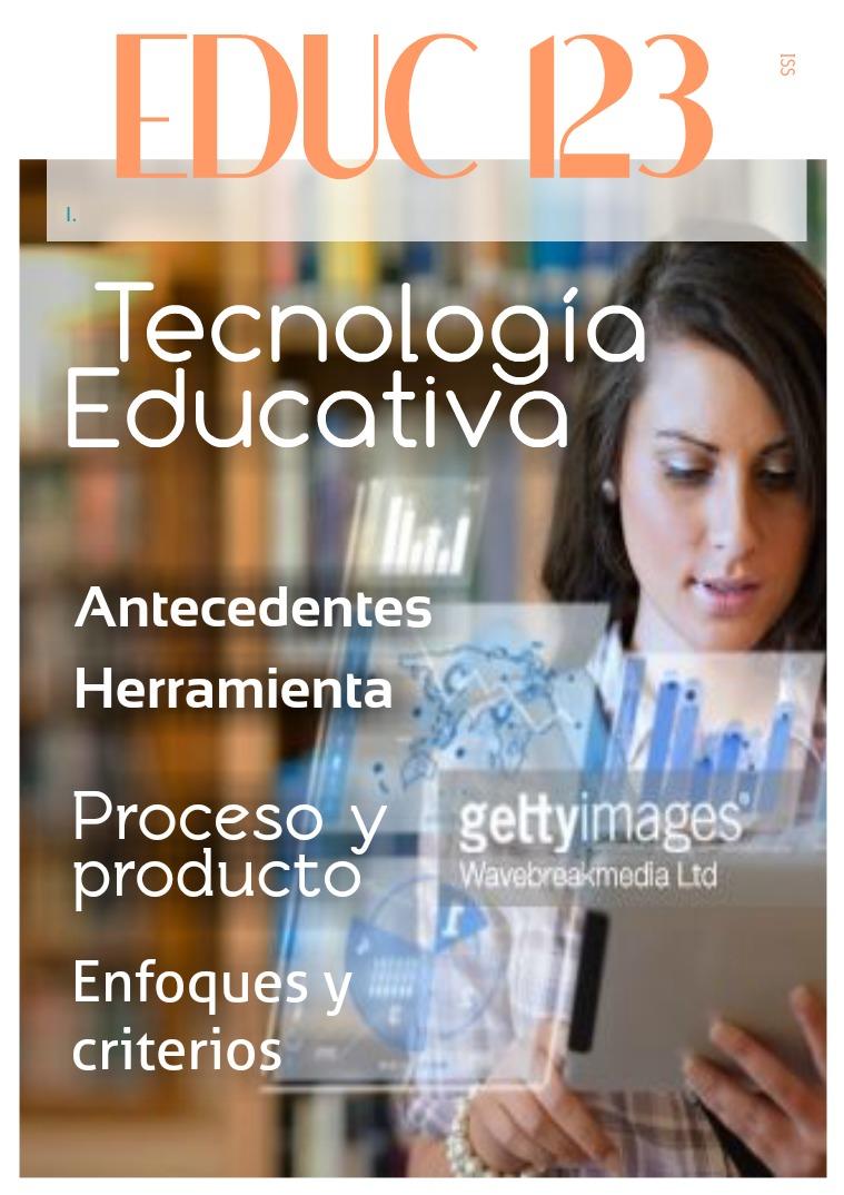 Tecnología de la Educación 1