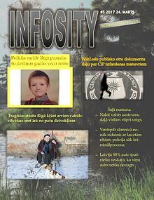 INFOSITY žurnāls #5