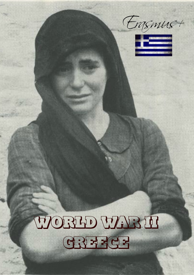 Witnesses of the 2nd world war WWII in Greece