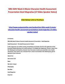PCN 644 Week 2 Assignment MCMI III PowerPoint