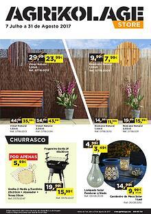Folheto AGRIKOLAGE Julho/Agosto