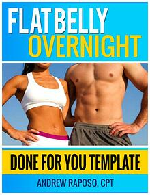 Flat Belly Overnight Trick PDF By Andrew Raposo Free Download Book