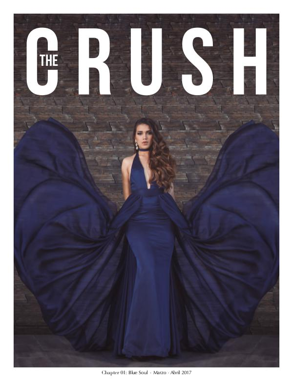 The CRUSH Magazine Chapter 01 · Blue Soul