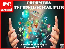 Colombia Technological Fair