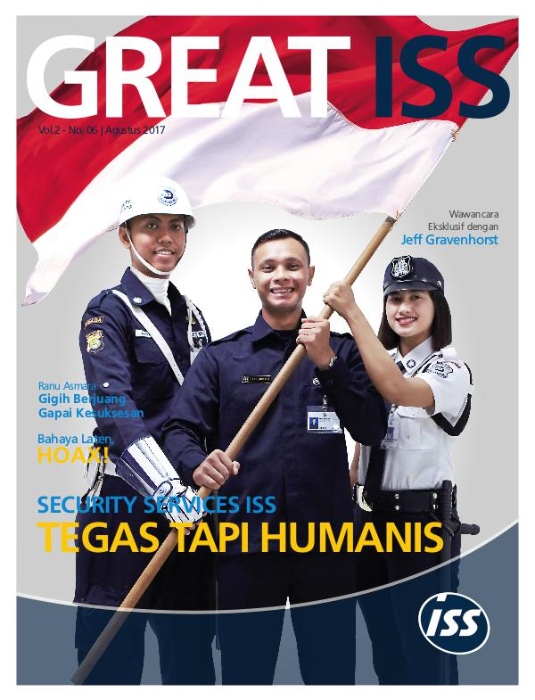 Great ISS Agustus 2017
