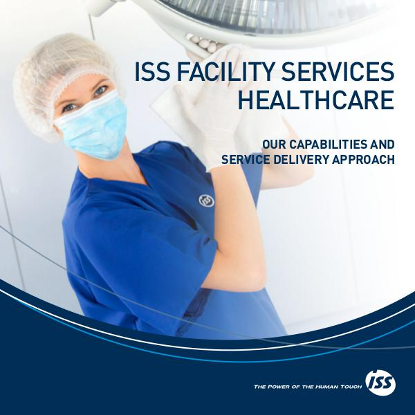 ISS Brochure ISS Australia Healthcare