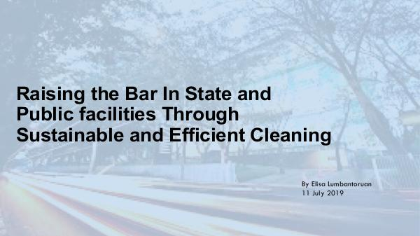 ISS Presentation Material How ISS Create Sustainable and Efficient Cleaning
