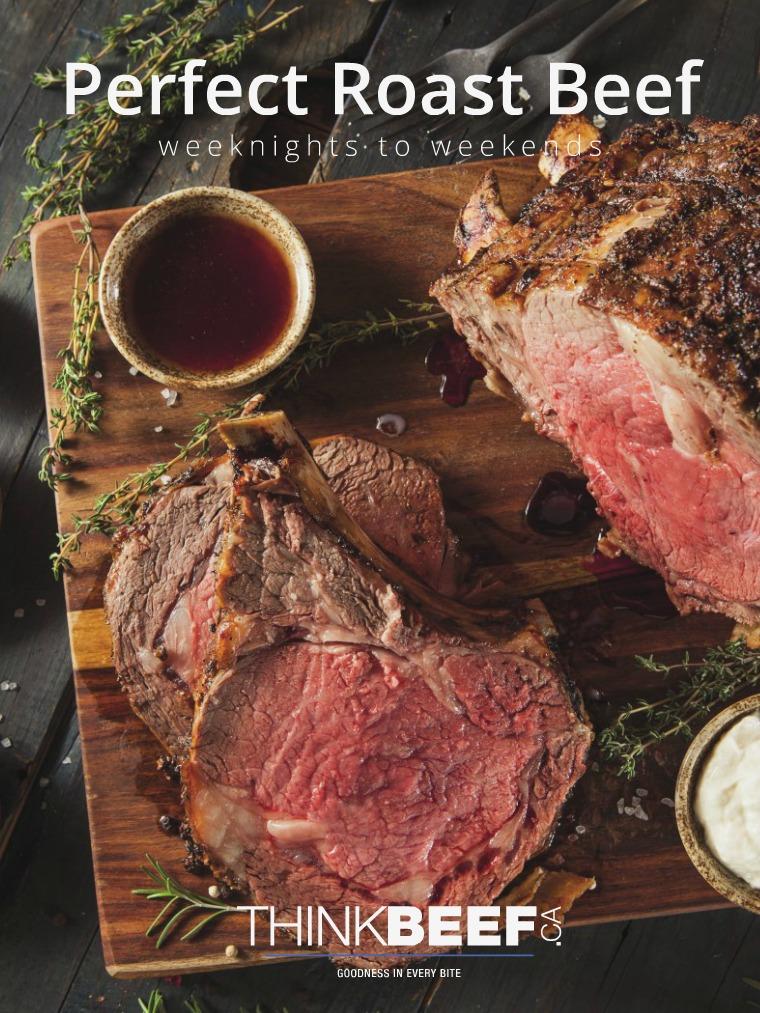 Perfect Roast Beef Perfect Roast Beef
