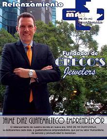 Revista Mas de mi Guatemala