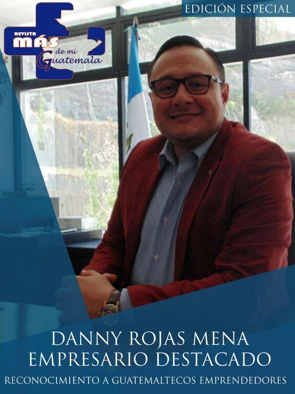 Revista Edición Mas de Guatemala Mayo revista