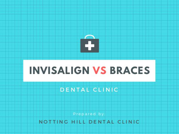 What is Invisalign - Comparison Between Invisalign and Braces dentistry