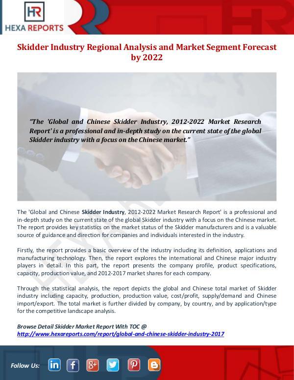 Hexa Reports Industry Skidder Industry