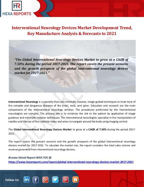 Interventional Neurology Devices Market